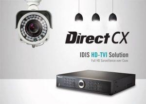 DirectCX HD-TVI oplossing