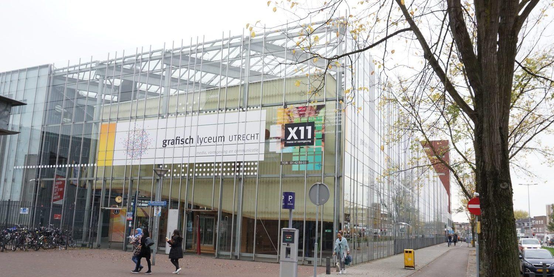 Grafisch Lyceum Utrecht hoofdgebouw