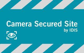 Camera Secured Site