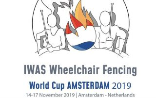 IWAS Wheelchair Fencing
