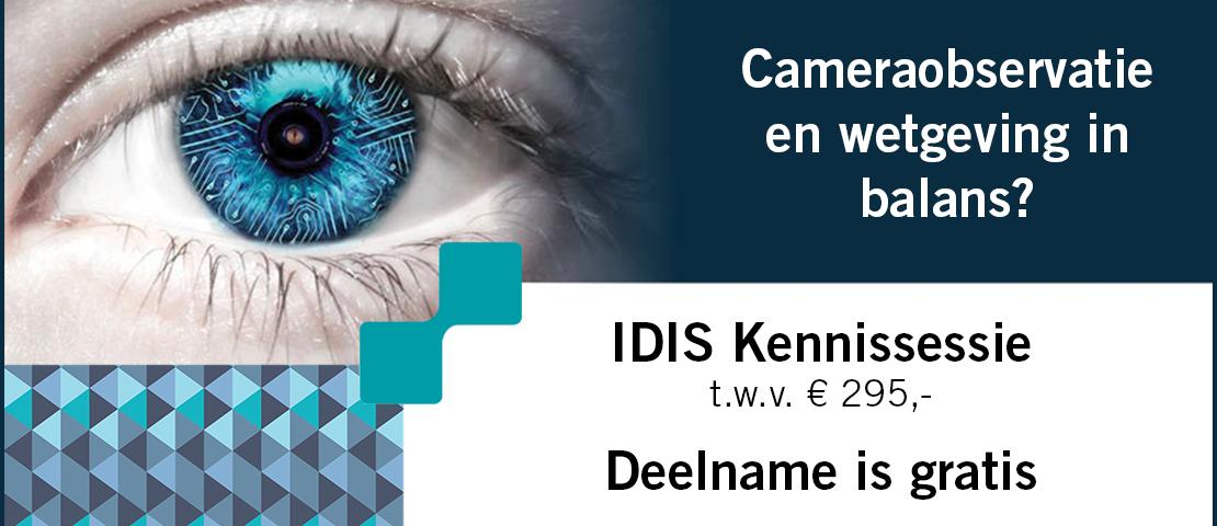 IDIS Kennissessie